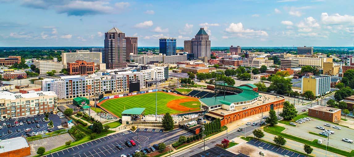 Greensboro Forklift Service | Carolina Handling | NC SC GA AL FL