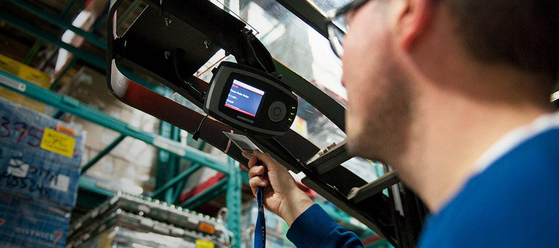 Forklift Telematics | Warehouse Monitoring | Carolina Handling