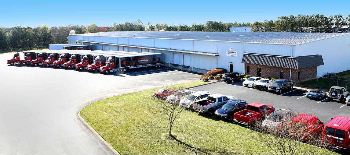 Piedmont Forklift Service | Carolina Handling | NC SC GA AL FL