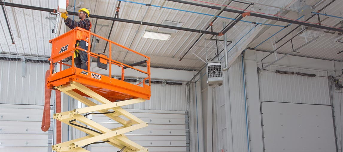 Electric Scissor Lifts | Buy Lease Rent | Carolina Handling