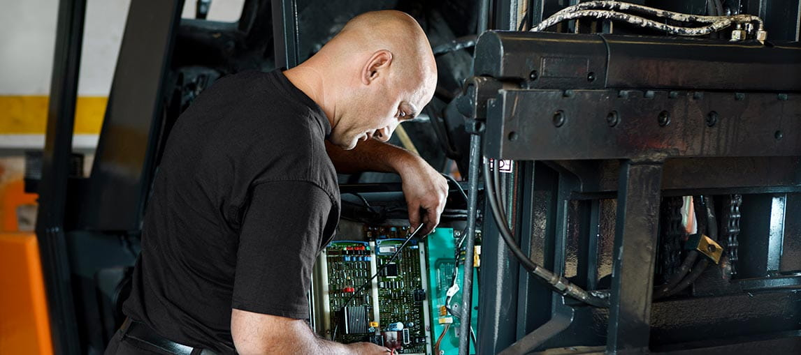 Forklift Service Programs