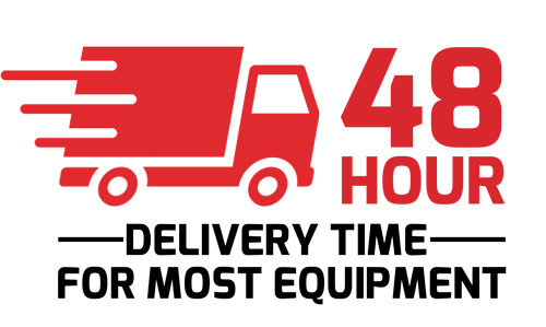 48 Hour Forklift Rental Delivery