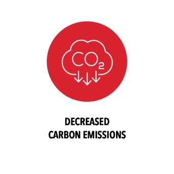 Carbon Emissions Icon