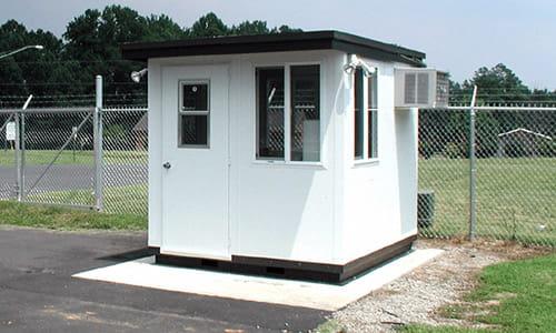 Modular Offices | Guard Buildings | Carolina Handling