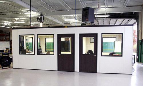 Modular Office Buildings | Warehouse Products | Carolina Handling