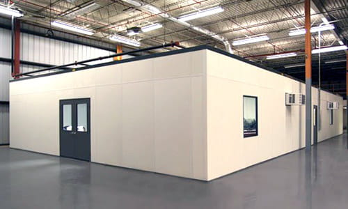 Modular Office Building | Warehouse Products | Carolina Handling