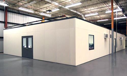 Modular Office Building | Warehouse Products | Carolina Handling