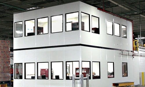 Modular Office | Warehouse Buildings | Carolina Handling