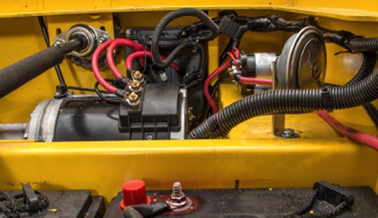 Pack Mule AC Power Motor | Utility Vehicle | Carolina Handling