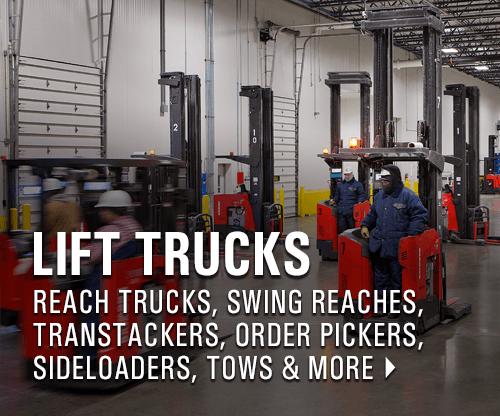 Forklifts | Order Pickers | Pallet Jacks
