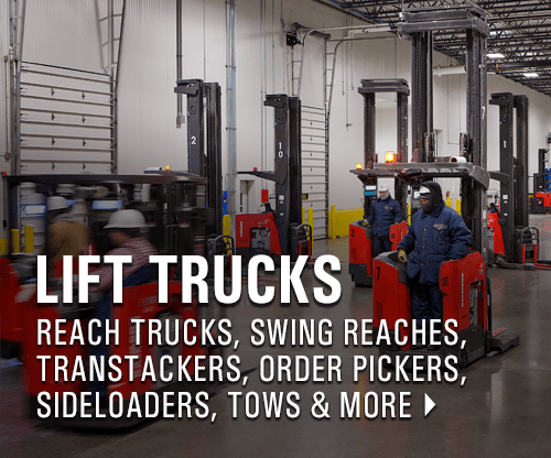 Forklifts | Order Pickers | Pallet Jacks
