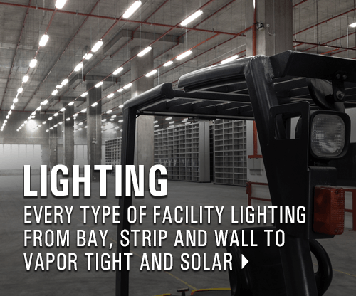 Warehouse Lighting | Bay Lights | Solar Light Pipes