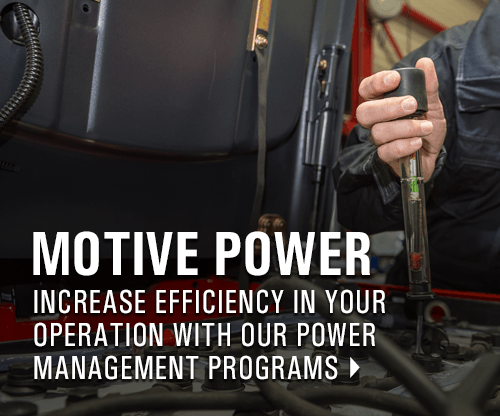 Power Management | Forklift Battery Service