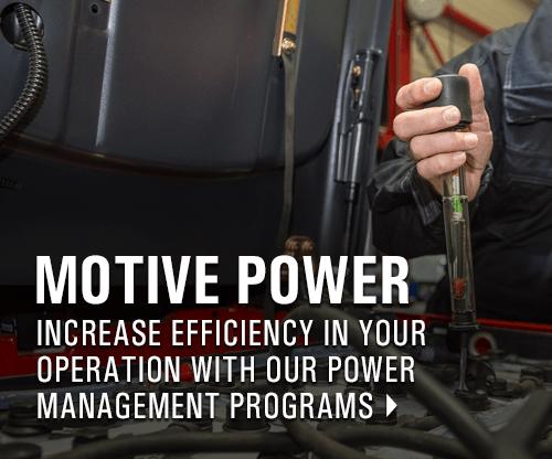 Power Management | Forklift Battery Service