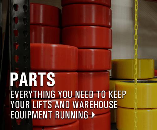 Forklift Parts | Lift Truck Tires | Wheels