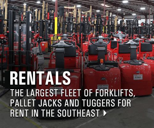 Forklift Rental | Scissor Lift Rentals | Order Pickers