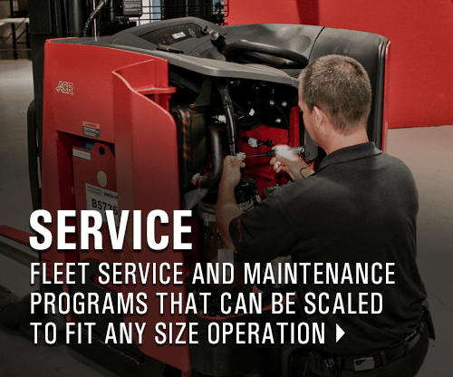 Forklift Service | Fleet Maintenance Programs