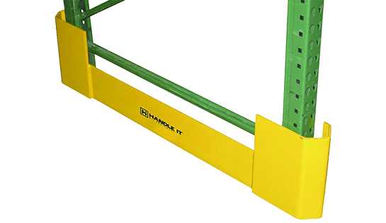 End of Aisle Rack Protectors | Pallet Racking Products | Carolina Handling