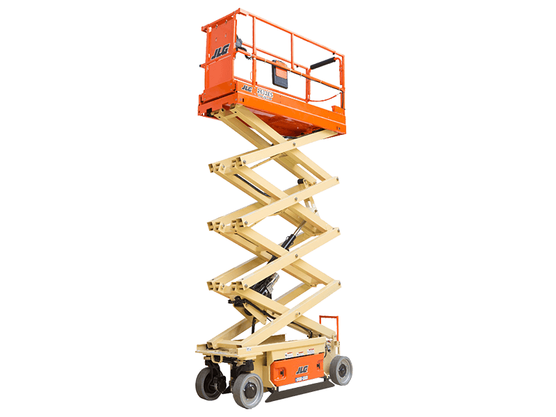 Electric Scissor Lifts for Rent and Purchase | Carolina Handling