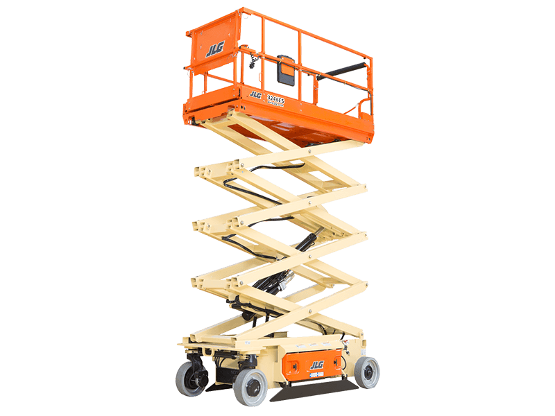 Electric Scissor Lifts | Rental | Carolina Handling