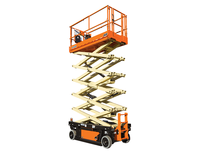 Electric Scissor Lift | Rental | Carolina Handling