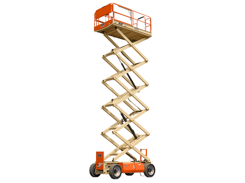 Electric Scissor Lift | Rental and Leasing | Carolina Handling