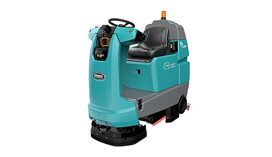 Automated Floor Scrubber | Industrial Cleaning Equipment | Carolina Handling
