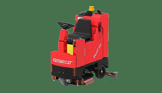 Floor Scrubbers | Pilot HD Scrubber | Factory Cat