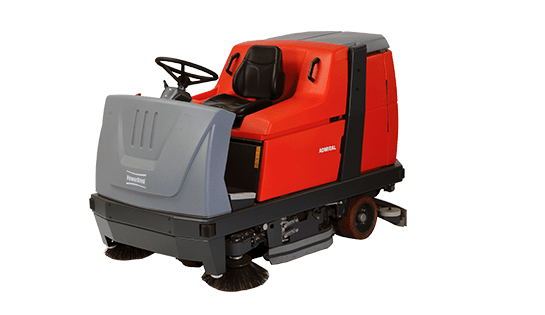Floor Scrubbers | Admiral 38C Scrubber | PowerBoss