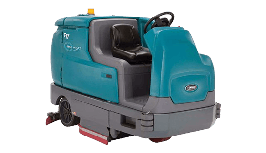 T17 Floor Scrubber | Battery Powered Scrubbers | Tenant