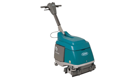 T1 Floor Scrubber | Walk Behind Scrubbers | Tenant