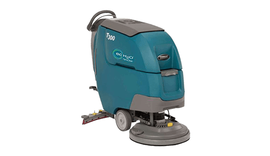T300 Floor Scrubber | Walk Behind Scrubbers | Tenant