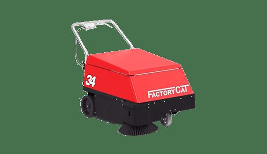 34 Floor Sweeper | Walk Behind Sweeper | Tenant