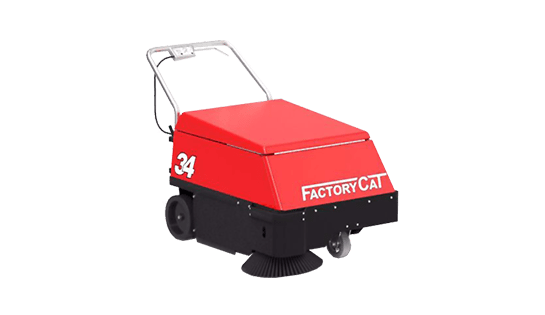 34 Floor Sweeper | Walk Behind Sweeper | Tenant