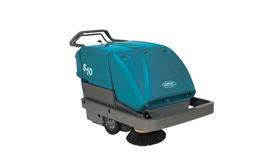 S10 Floor Sweeper | Walk Behind Sweeper | Tenant