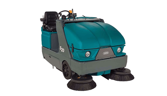 S20 Floor Sweeper | Riding Sweeper | Tenant