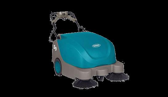 S9 Floor Sweeper | Walk Behind Sweeper | Tenant