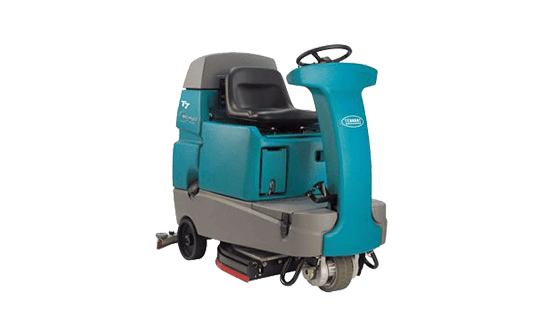 T7 Floor Sweeper | Riding Sweeper | Tenant