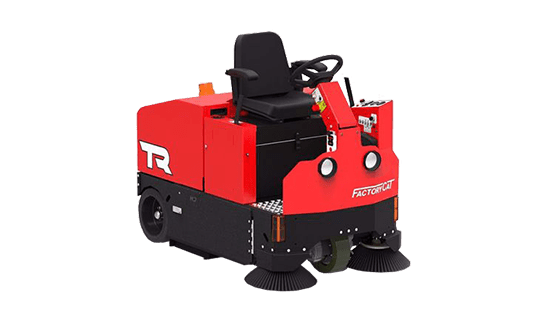 TR Floor Sweeper | Riding Sweepers | Tenant