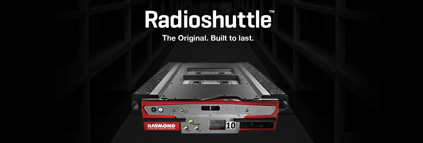 radioshuttle, automation, warehouse automation