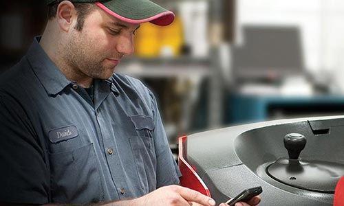 iTRACK fleet asset management, fleet maintenance, maintenance management system