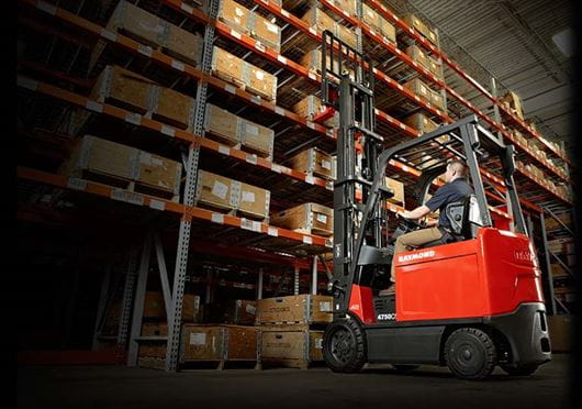 Raymond Forklift attachments