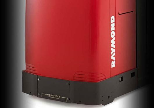 Raymond 5200 Orderpicker Truck Removable Cover