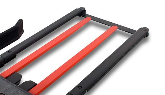 Raymond Furniture Order Picker Custom Fork Lengths