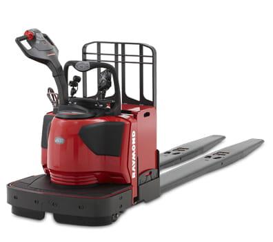 pallet truck, rider pallet truck, 8410