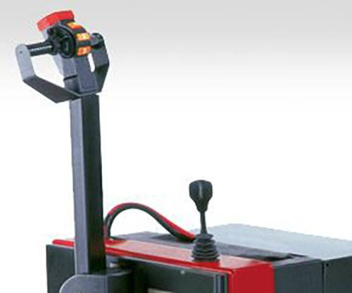 Raymond Walkie Pallet Stacker Truck