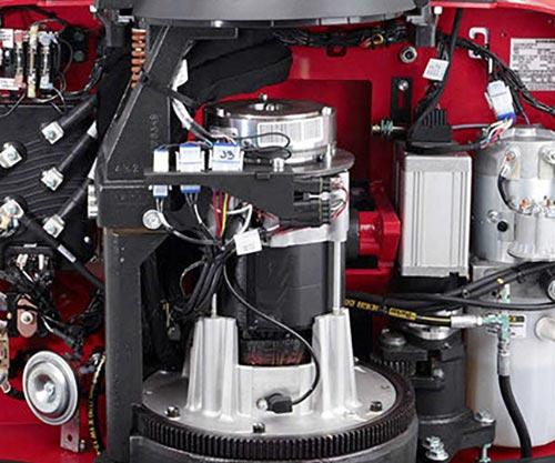 Raymond Tow Tractor ACR Motor