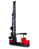 Raymond Transtacker TRT Swing Reach Turret Truck