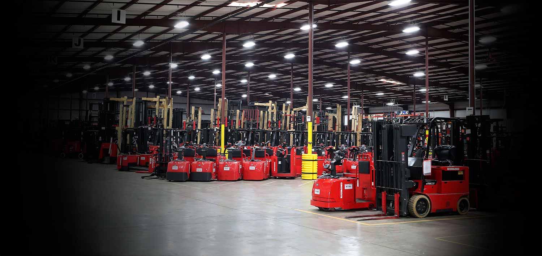 Forklift Rentals | Carolina Handling
