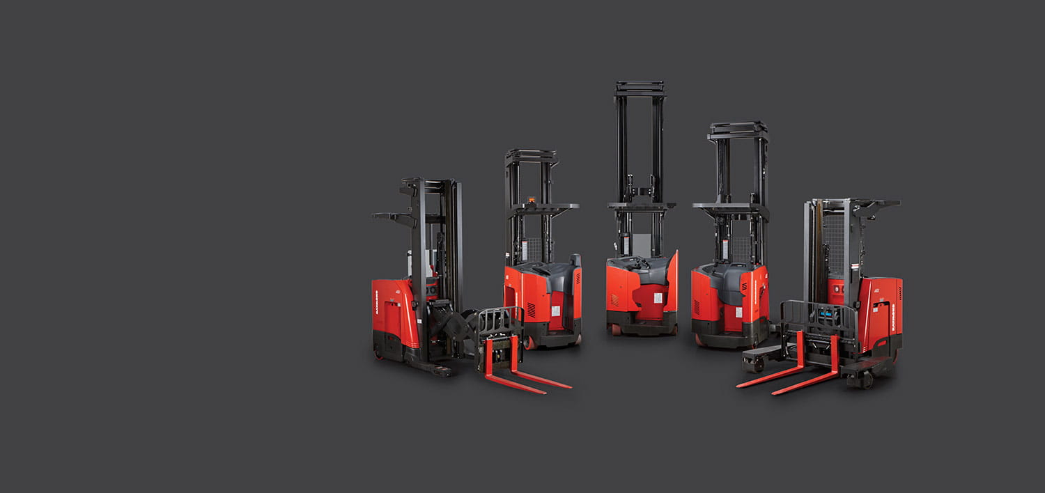 Reach Trucks | Forklift Dealer | Raymond 7000 Series